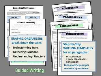 Character traits writing essay