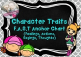 Character Traits- F.A.S.T Anchor Chart