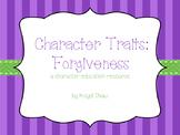 Character Traits: Forgiveness