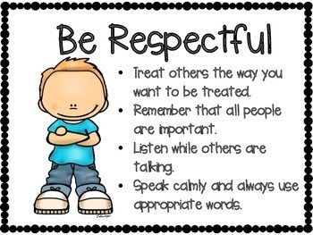 Character Education & Character Traits of the Week