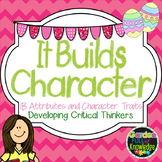 Character Traits & IB -Character Education