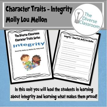 Character Traits - Integrity