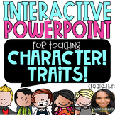 Character Traits Interactive PowerPoint