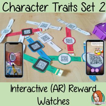 Character Traits Interactive Reward Watches Set 2