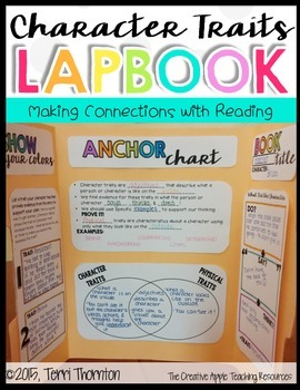 Character Traits Lapbook