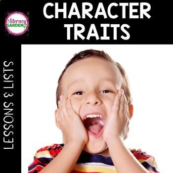 CHARACTER TRAITS {Lessons & Lists}