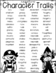 Character Traits List