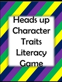 Character Traits Literacy Game