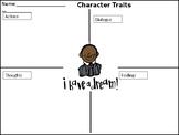Character Traits MLK