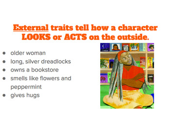 Character Traits: Mentor Text Mini-Lessons