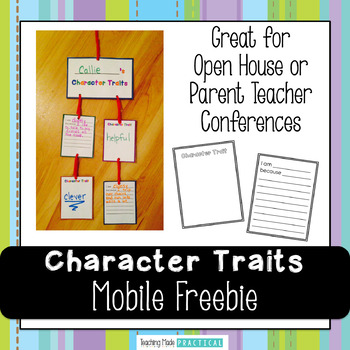 Character Traits Mobile