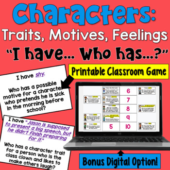 character and motive Online shopping from a great selection at books store backstory, motivation and conflict: an easy to understand, plain-english guide to the transformational character arc and story mechanics (plain-english writing guides book 2.