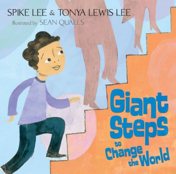 Character Traits Notebook using Giant Steps To Change the World by Spike Lee