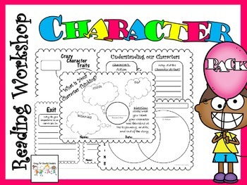Character Traits Pack