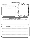 Character Traits - Partner Interview