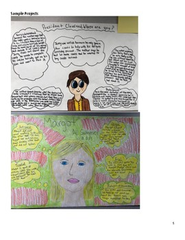 Character Traits Poster Project