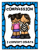 Character Education - Primary grades K-3 poster set