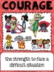 Character Traits {Posters, Writing Prompts, & Self-Evaluations}