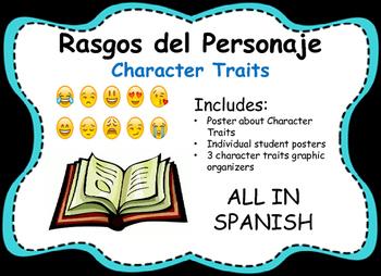 Character Traits Rasgos del Personaje