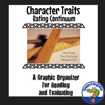 Character Traits - Analyzing Character