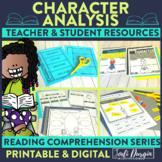 Character Traits | Reading Strategies | Digital and Printable
