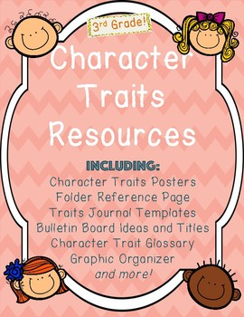 Character Traits Resource
