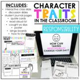 Character Traits | Responsibility