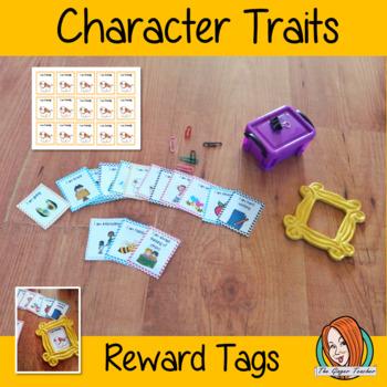 Character Traits Reward Tags