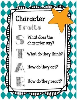 Character Traits STAR