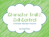Character Traits: Self-Control
