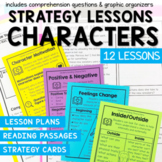 Character Traits - Small Group Lessons and Passages for An