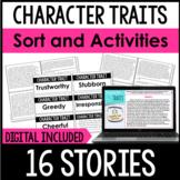 Character Traits Sort | Reading Sort