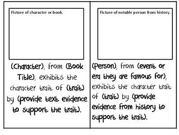 Character Traits - #Squad Goals