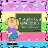 Character Traits Study