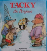 "Character Traits ""Tacky the Penguin"""