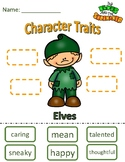 Character Traits The Elves and the Shoemaker- Elves