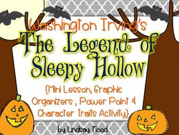 Character Traits - The Legend of Sleepy Hollow