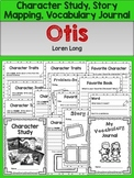 Otis - Character Traits and Vocabulary Journal