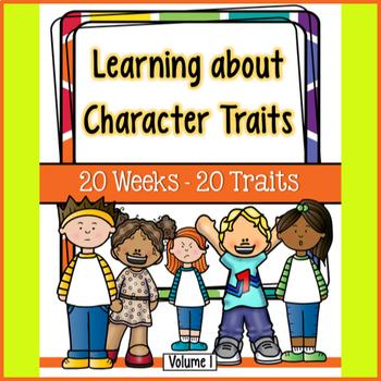 Character Traits (Volume 1)