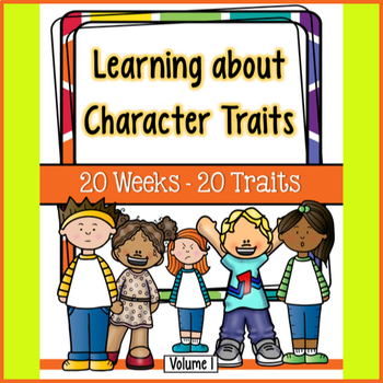 Character Traits (Volume 1)