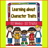 Character Traits (Volume 2)