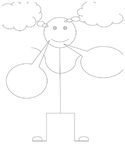 Character Traits Worksheet - Helping Students Visualize