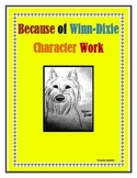 Character Traits and Because of Winn-Dixie