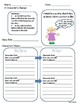 Character Traits and Changes in a story Bundle