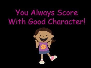 Character Traits and Empathy Power Point