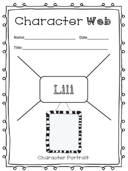 Louder, Lili - Character Traits and More!