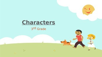 Character Traits and Motivation