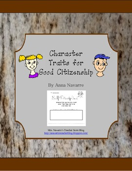 Character Traits for Good Citizenship