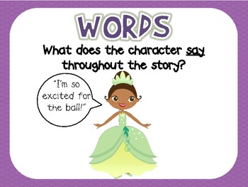 Character Traits (free posters and graphic organizers!)