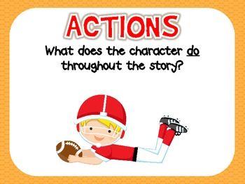 Character Traits (free post... by A Year of Many Firsts | Teachers ...